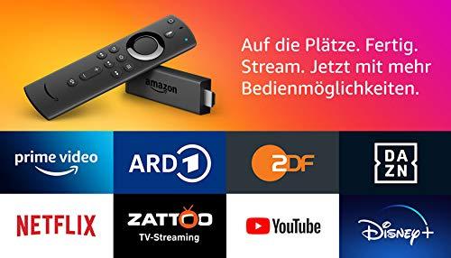 Fire TV Stick mit Alexa-Sprachfernbedienung