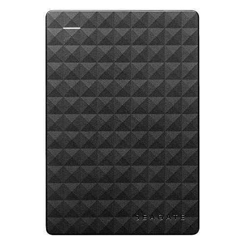 Seagate Expansion Portable, tragbare externe Festplatte 1 TB, 2.5 Zoll, USB 3.0, PC & Notebook, inkl. 2 Jahre Rescue Service, Modellnr.: STEA1000400