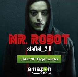 Amazon Fire TV MR Robot Amazon video