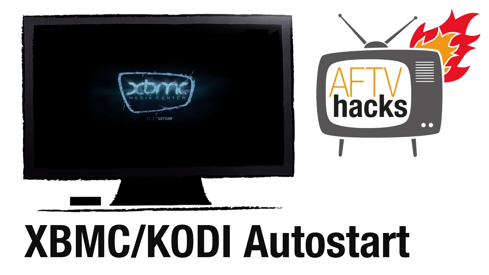 XBMC Autostart: XBMC/Kodi automatisch nach dem Booten des FireTV starten