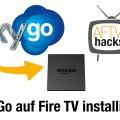 Anleitung zum Installieren der Sky Go Android-APK auf dem Amazon Fire TV