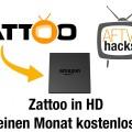 Zattoo auf dem Amazon Fire TV kostenlos in HD testen