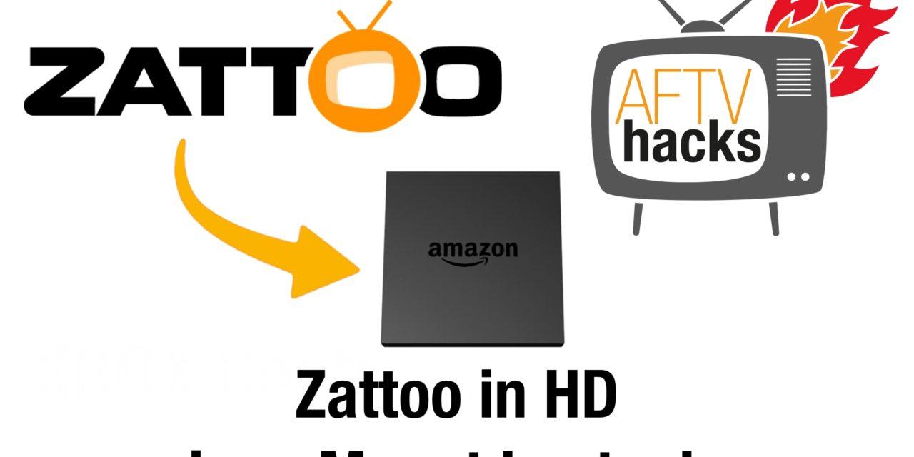 Zattoo in HD-Qualität aktuell für 1 Monat kostenlos