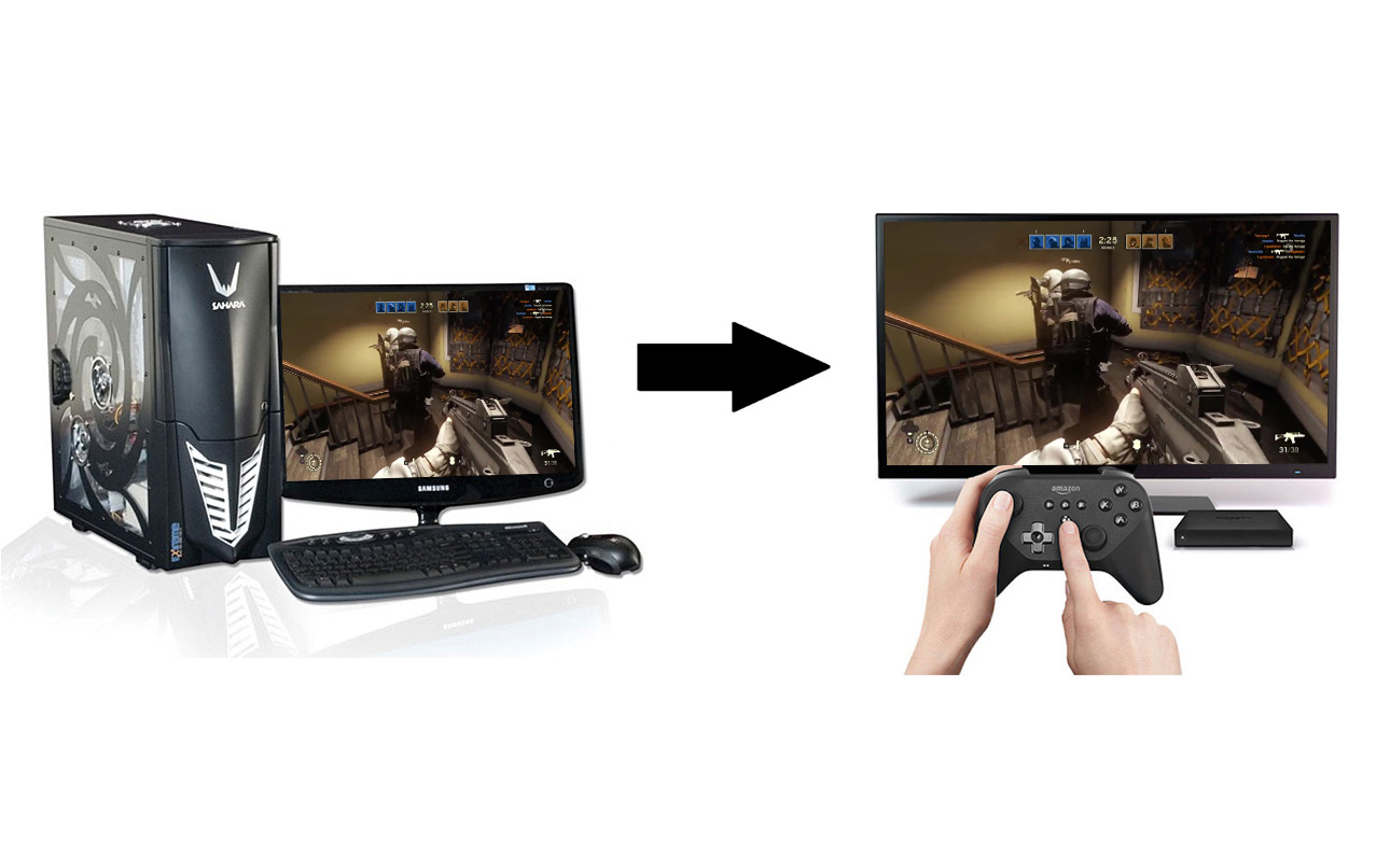anleitung pc spiele auf das fire tv streamen mit limelight aftvhacks. Black Bedroom Furniture Sets. Home Design Ideas