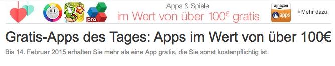 Tipp: Wieder 37 Android-Apps im Wert von 100€ kostenlos bei amazon – 2 fürs Fire TV!