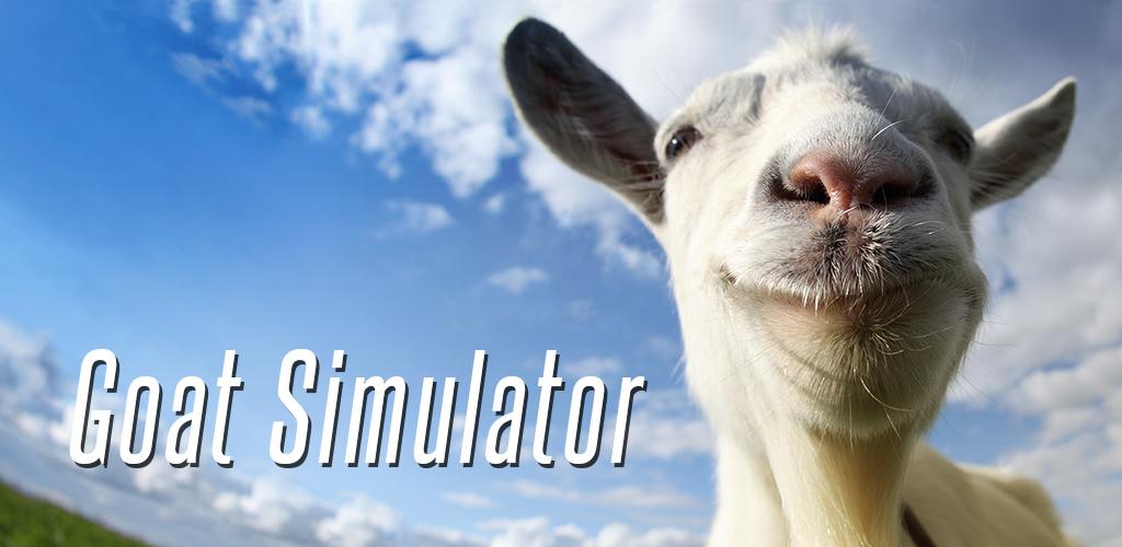 Deal: Goat Simulator reduziert auf 0,99€ anstatt 4,99€
