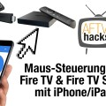 Remote Mouse for Fire TV für iOS erschienen