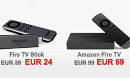 Deal: Fire TV & Fire TV Stick stark reduziert – nur heute!