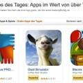 40 kostenlose Apps bei Amazon herunterladen