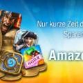 Amazon Coins aktuell mit 20% Rabatt