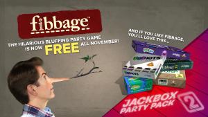 Fibbage im November komplett kostenlos