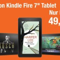 "Amazon Kindle Fire 7"" Tablet für nur 49,99€"