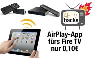 AirPlay-App AirReceiver im Angebot fuer nur 0,10 Euro