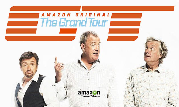 Top Gear Nachfolger The Grand Tour ab 18.11. auf Amazon