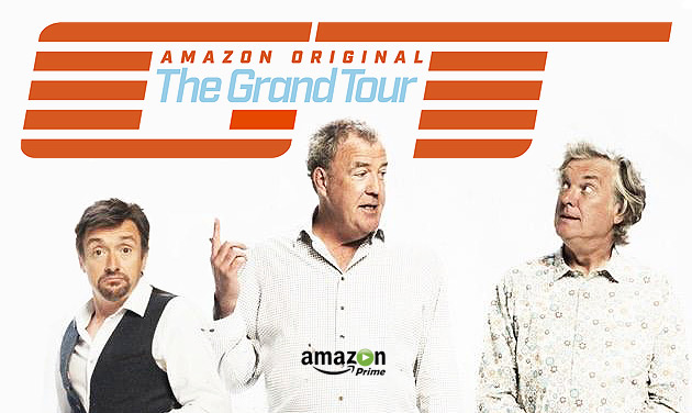 Top Gear Nachfolger The Grand Tour ab 18.11 auf Amazon