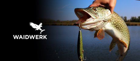 Waidwerk amazon Channel für Angler, Jäger und Outdoor Freaks