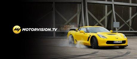 Motorvision TV - neuer amazon Channel in Deutschland