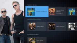 Egal welchen Song man in der Song-Übersicht in Amazon Music auswählt, sobald man Play drückt, stürzt die App ab