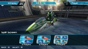 Riptide GP2 - 4-Spieler Split-Screen auf dem Fire TV