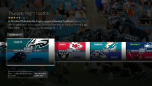NFL Thursday Night Football für Amazon Prime Mitglieder kostenlos