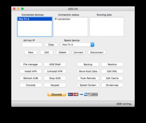 adbLink / adbFire in Version 3.5 erschienen