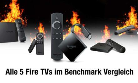 Test: Performance des Fire TV 3 im Vergleich zu allen anderen Fire TVs – Teil 1: Benchmarking-Tools