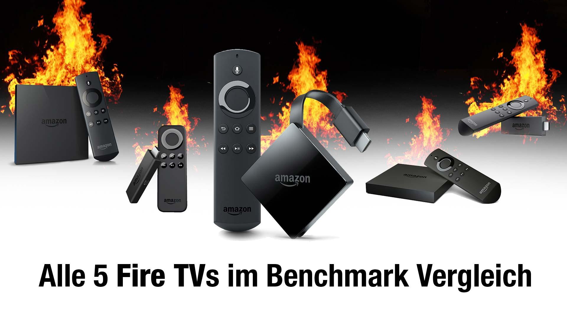 test performance des fire tv 3 im vergleich zu allen. Black Bedroom Furniture Sets. Home Design Ideas