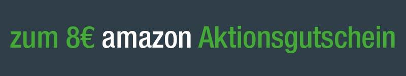 8 Euro amazon Aktionsgutschein