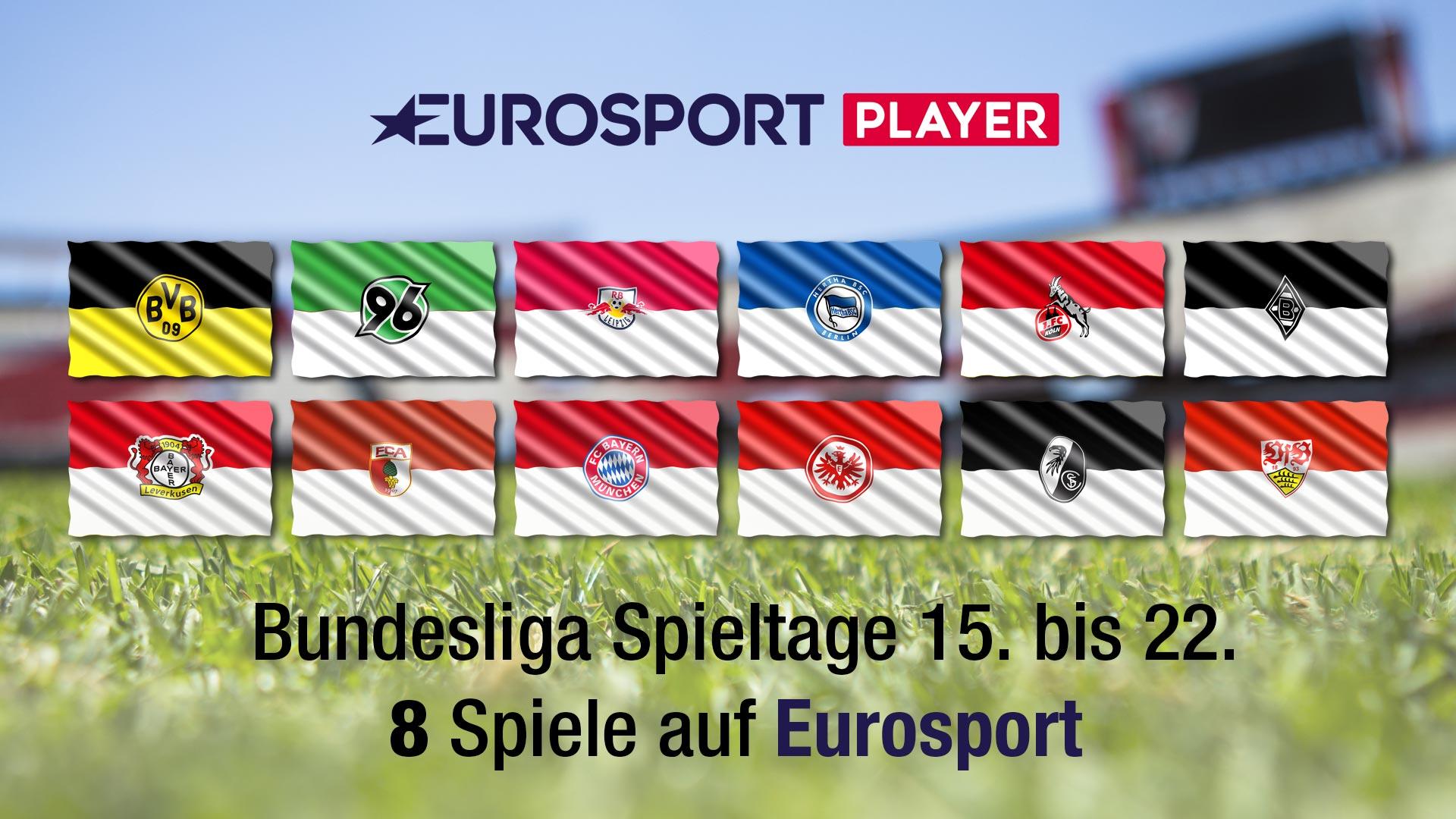 Eurosport Player Bundesliga Spiele