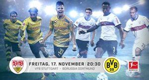 Eurosport Amazon Channel für 4,99 pro Monat - diesen Freitag VfB Stuttgart gegen Borussia Dortmund