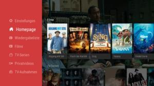 Wenn Ihr angemeldet seid, könnt Ihr bequem vom Fire TV aus auf die Inhalte Eures Synology NAS zugreifen - die Bedienung mit der Fire TV Fernbedienung klappt wunderbar
