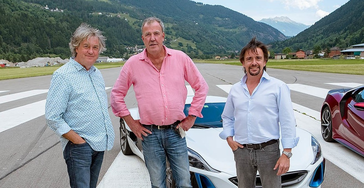 The Grand Tour 2. Staffel 1. Folge ist online
