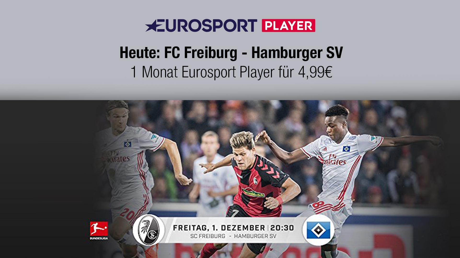Freiburg Gegen Hamburg