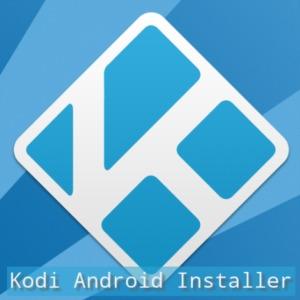 Das neue Kodi Android Installer AddOn - hiermit lässt sich Kodi wunderbar direkt aus Kodi heraus auf eine neue Version aktualisieren