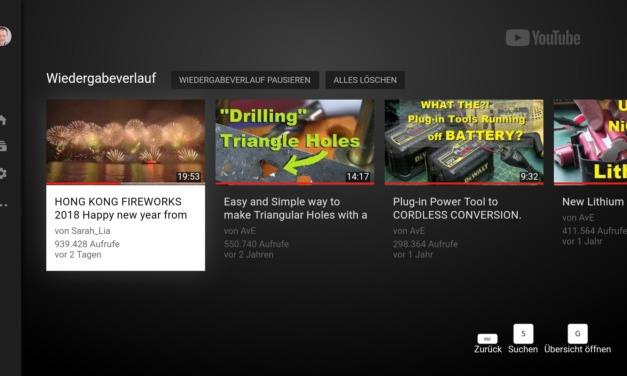YouTube auf dem Fire TV? Bisher funktionieren noch alle Methoden