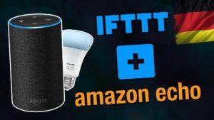 Anleitung: Amazon Echo und IFTTT - Alexa Timer bringt Hue Lampen zum blinken
