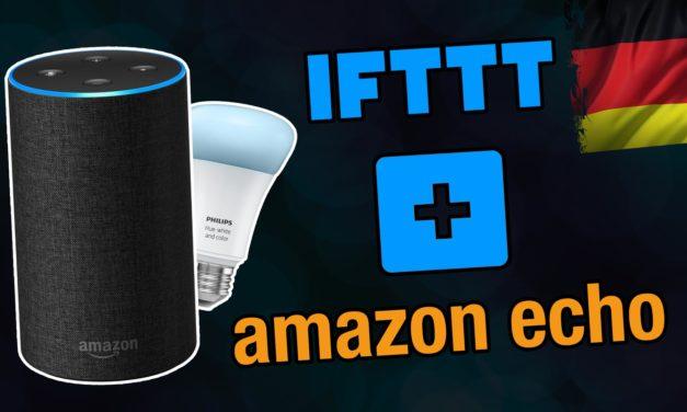 Anleitung: Philips Hue Lampen nach Ablauf von Alexa Timer mit IFTTT blinken lassen