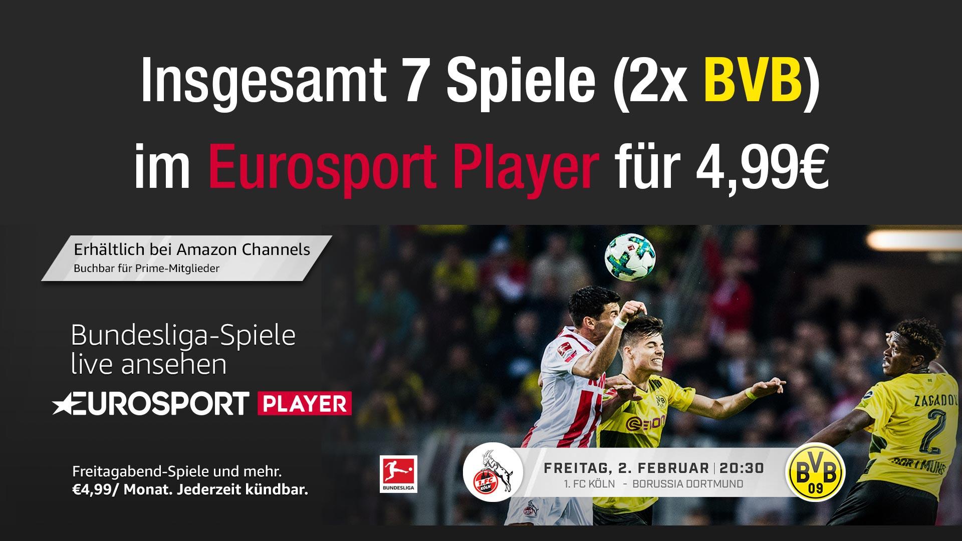2 BVB-Spiele für 5€ live: heute Abend gegen Köln & in 2 ...