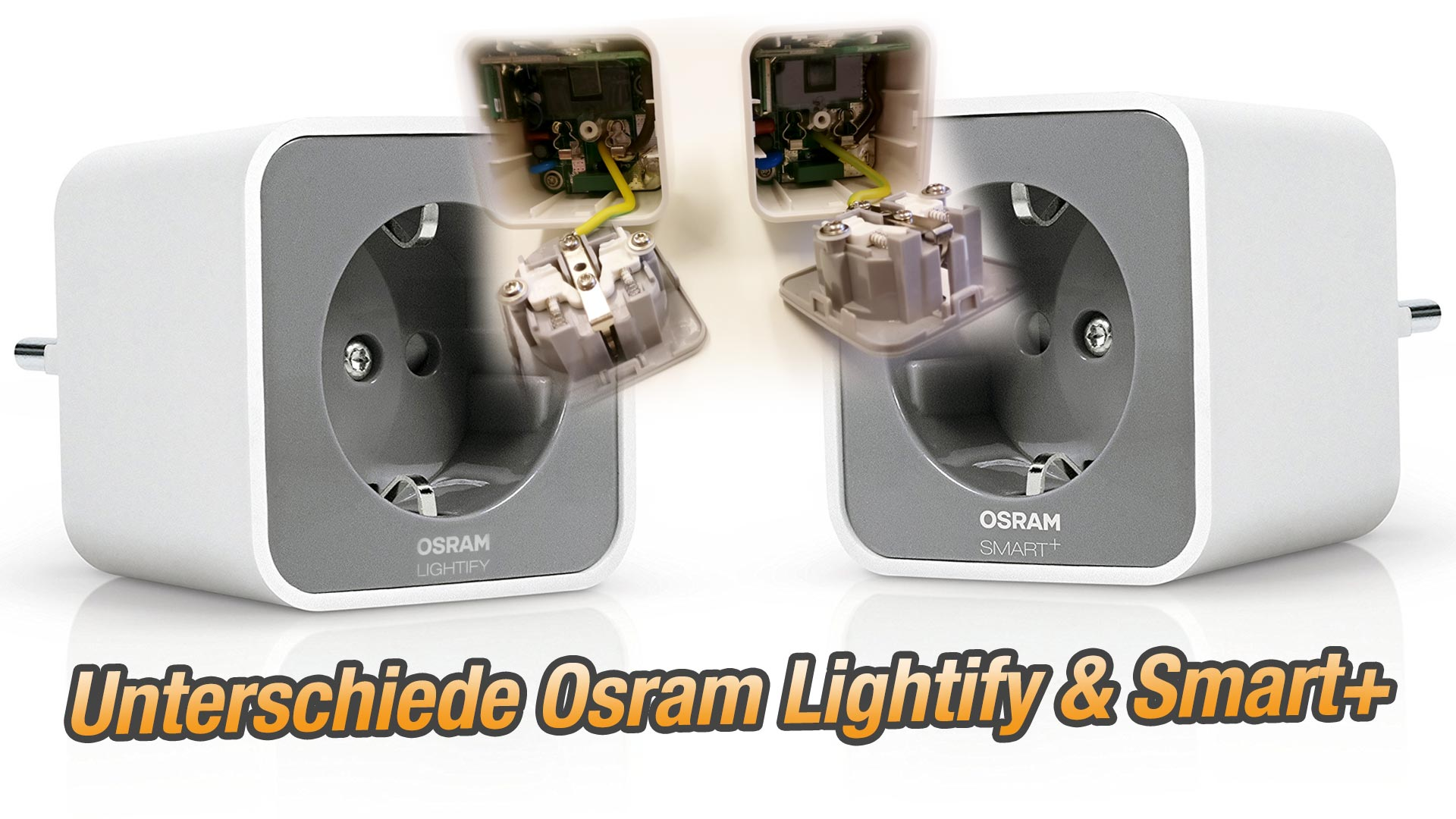 unterschied osram smart plug und osram lightify plug. Black Bedroom Furniture Sets. Home Design Ideas