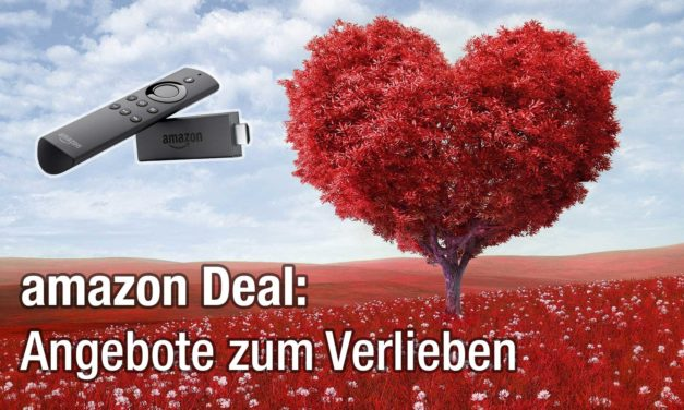 Cooler Deal: Fire TV Stick, echo dot, echo show und Kindle reduziert