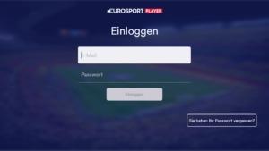Im Eurosport Player auf dem Fire TV einloggen