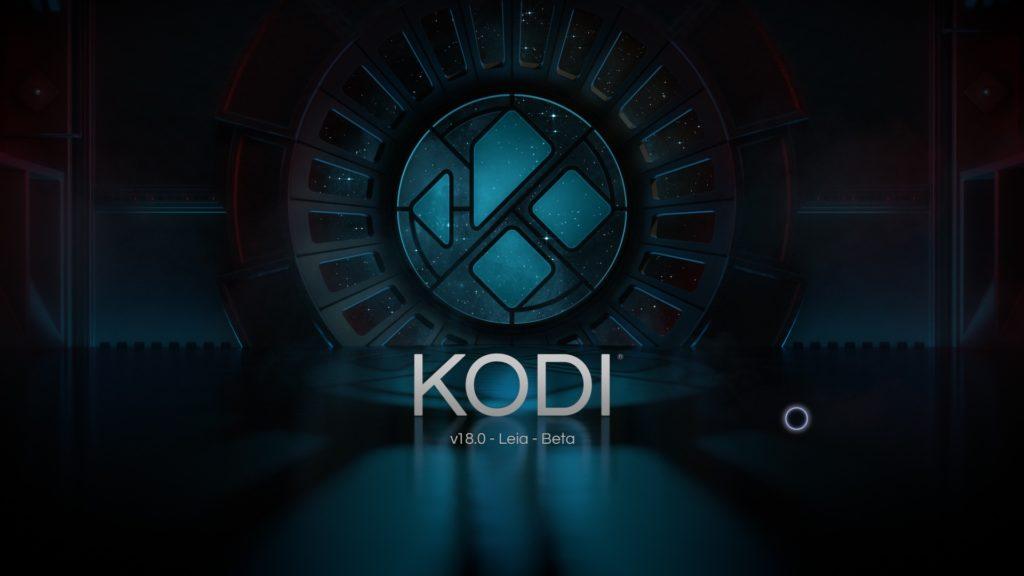 Der Startscreen von Kodi 18.0 Beta 1 ist schonmal gleich geblieben - wir lieben ihn trotzdem.
