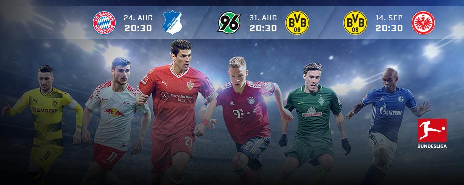 Eurosport Player auch in Saison 2018-2019 wieder als Amazon Channel verfügbar - dieses sind die Top-Spiele der ersten Wochen.