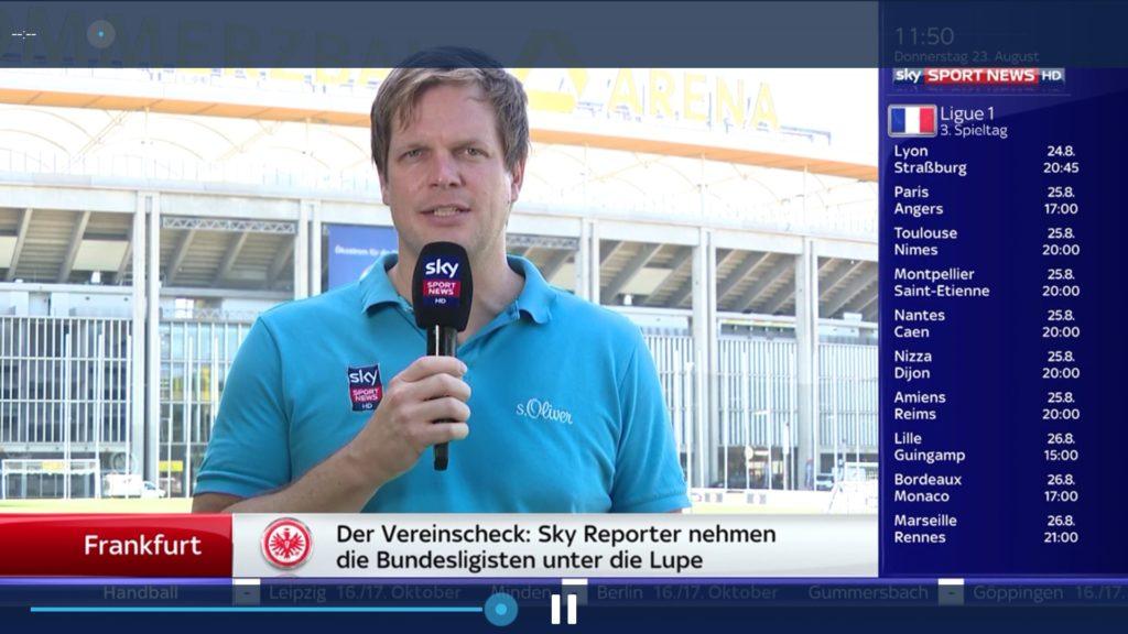 Wann Wo Werden Die Bundesliga Spiele Im Fernsehen übertragen Alle