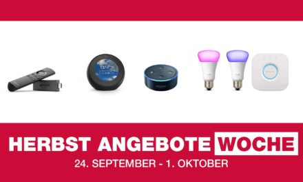 amazon Herbst Angebote Woche – Die besten Deals im Überblick