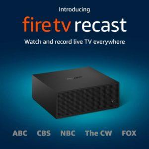 Fire TV Recast - Von überall Fernsehen