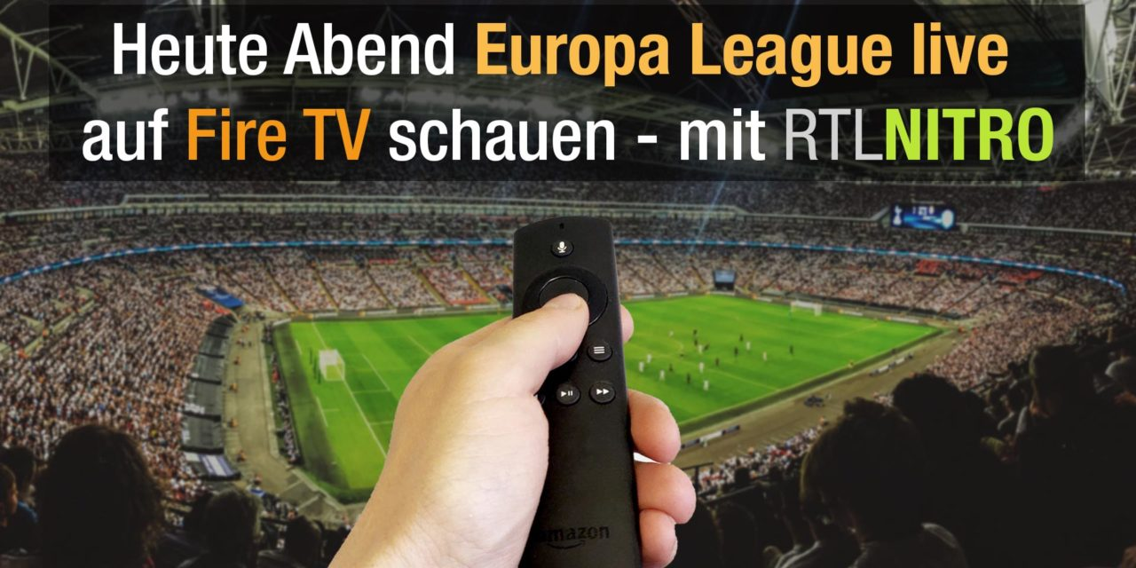 Rtl Nitro Europa League