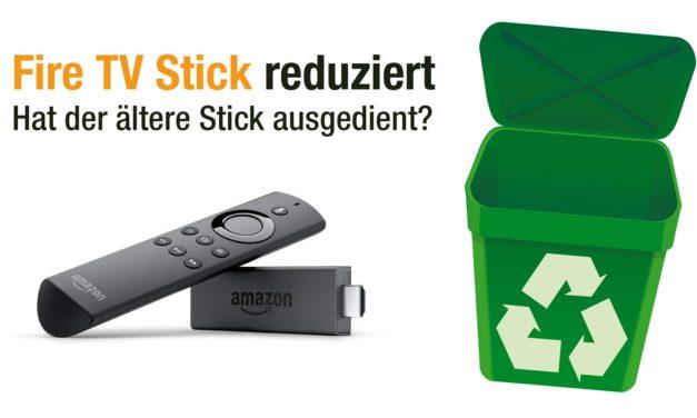 Fire TV Stick 2 momentan ab 26,99€ – Hat der alte Stick ausgedient?