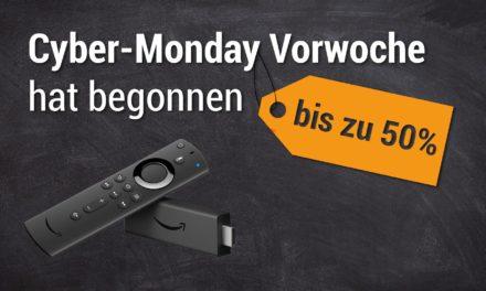 Wird es den Fire TV Stick 4K in der Cyber Monday Woche 2018 geben?
