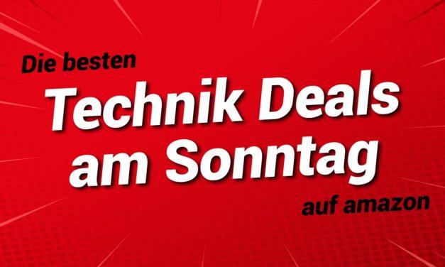 Die besten Tech-Deals der Cyber Monday Woche am Sonntag